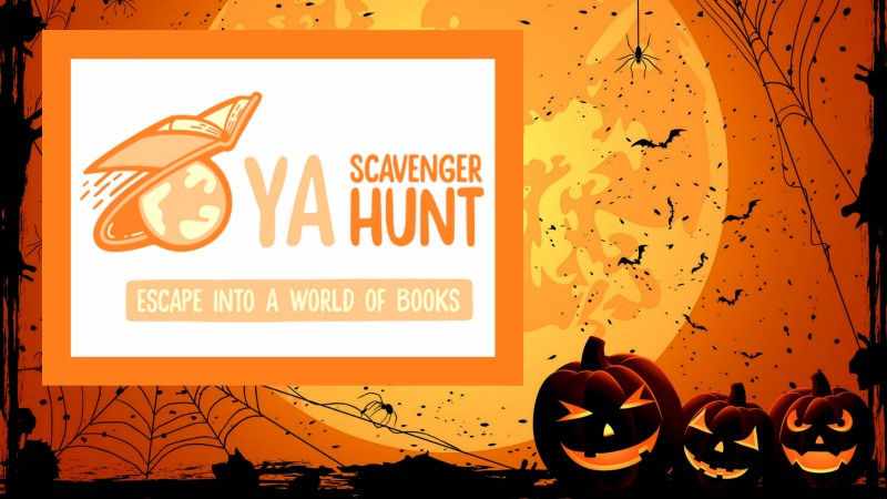 It's On! The Fall Young Adult Scavenger Hunt Starts Here
