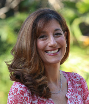Author Julie Mayerson Brown